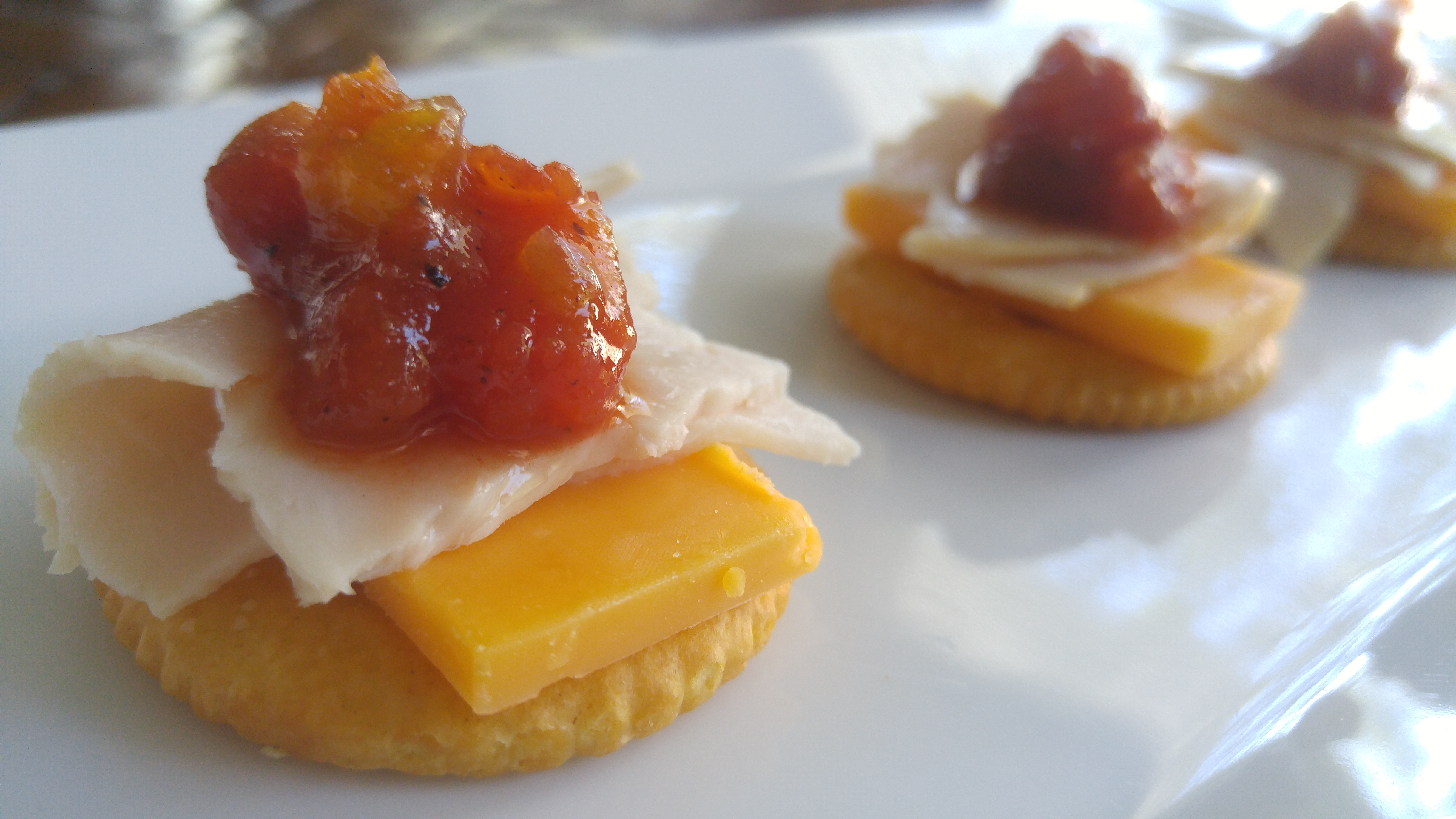 Cracker Snacks- Simple and Quick Yet Hits the Spot!